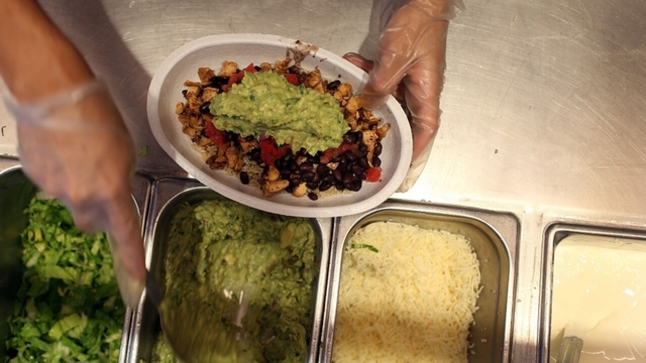 Chipotle launches game that lets you win free food
