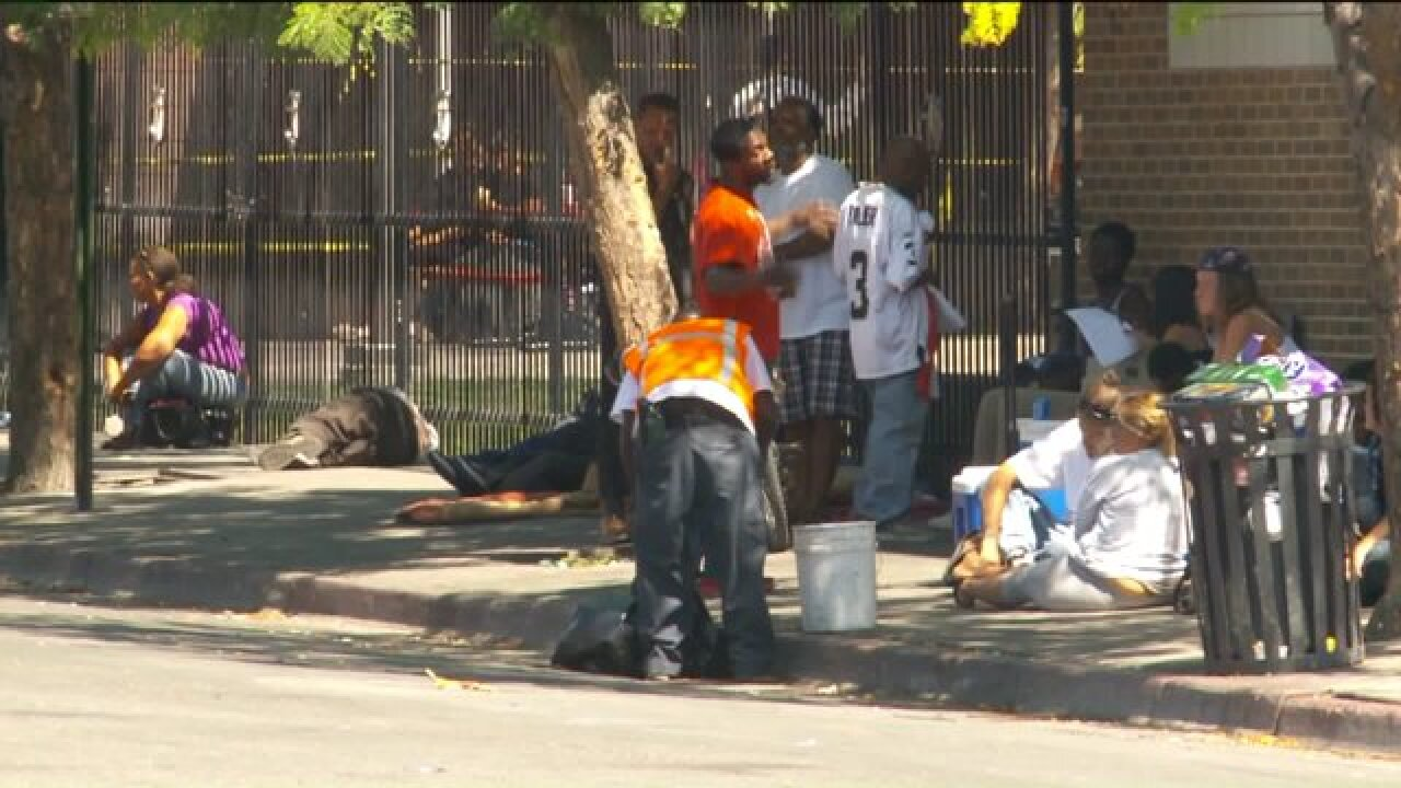 Salt Lake City invests $500,000 to mitigate issues with homelessness in Rio Grandedistrict