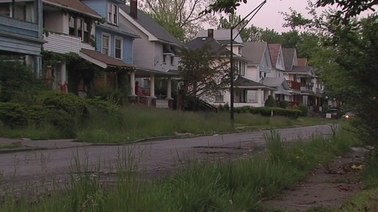 Toddler found wandering in East Cleveland