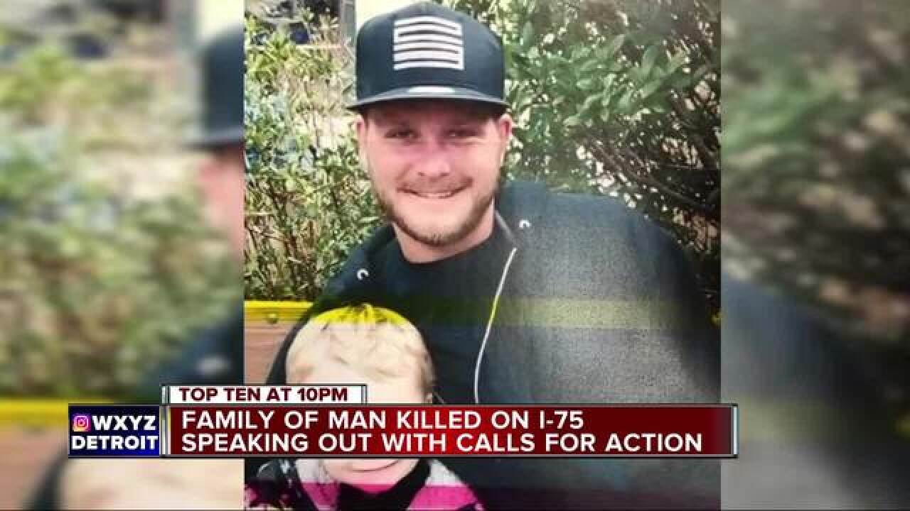 Family devastated after man killed on I-75