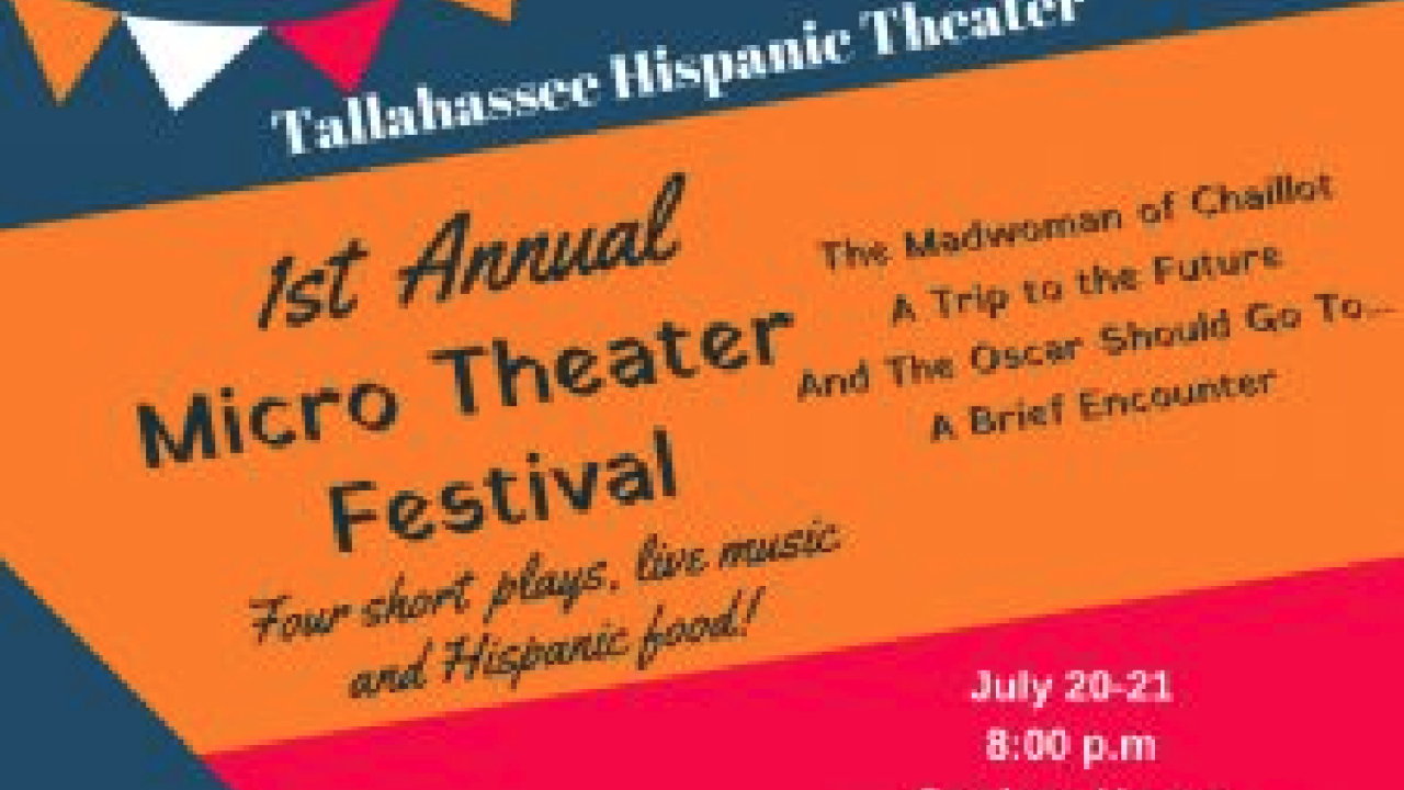 COCA Connection: 1st Annual Mirco Theater Festival