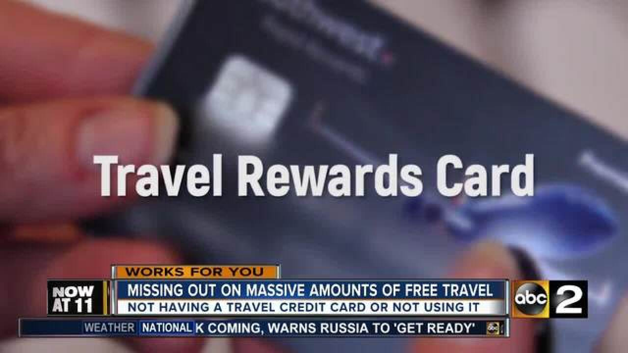 Pros and cons of travel reward cards
