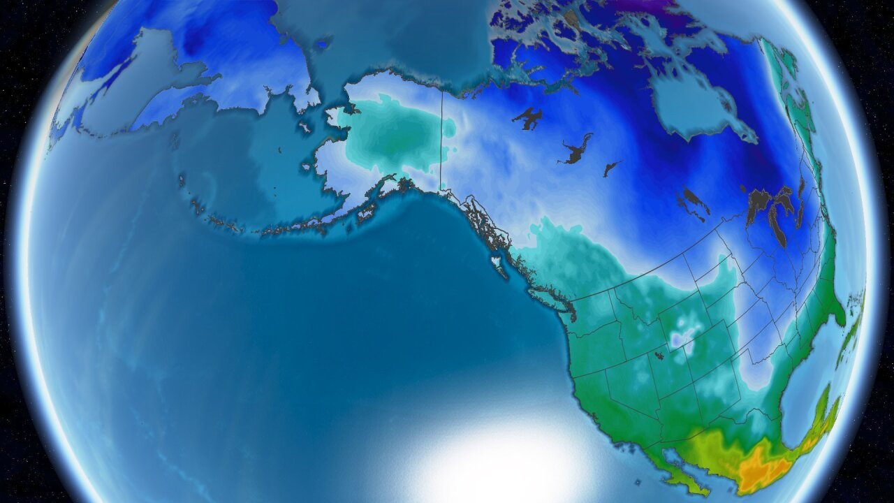 Alaska hit 70 degrees the earliest ever, and more record highs are expected