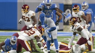 D'Andre Swift showed the Lions they waited too long to start him