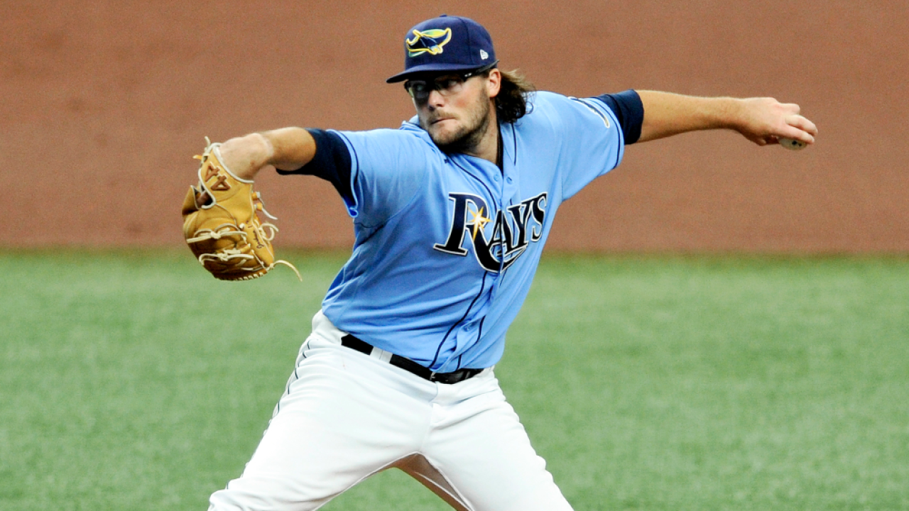 josh fleming wins big league debut tampa bay rays beat toronto blue jays 5 4 josh fleming wins big league debut