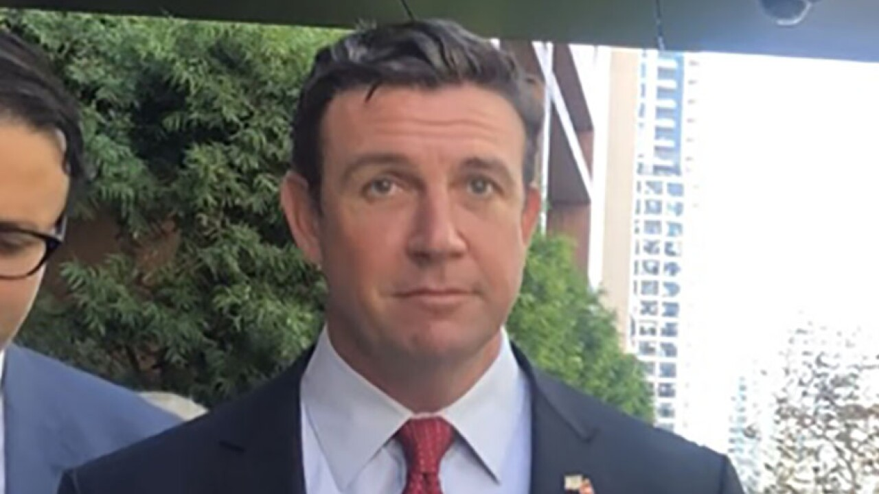 Duncan Hunter court Dec 3, 2018
