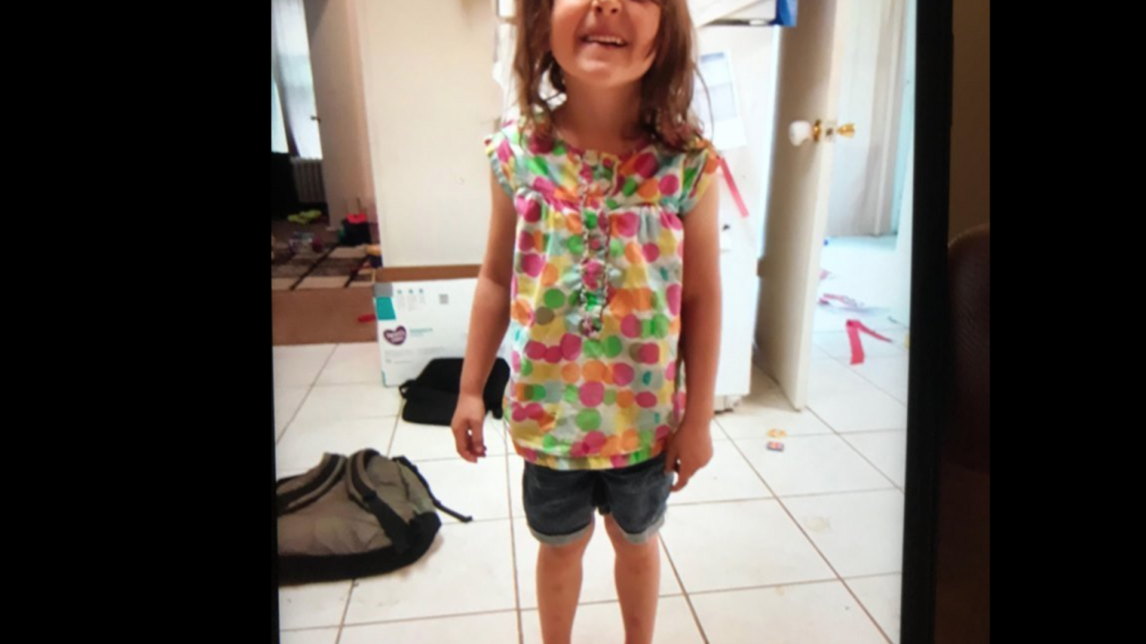 Uncle Of Missing 5-year-old Utah Girl Charged; A Body