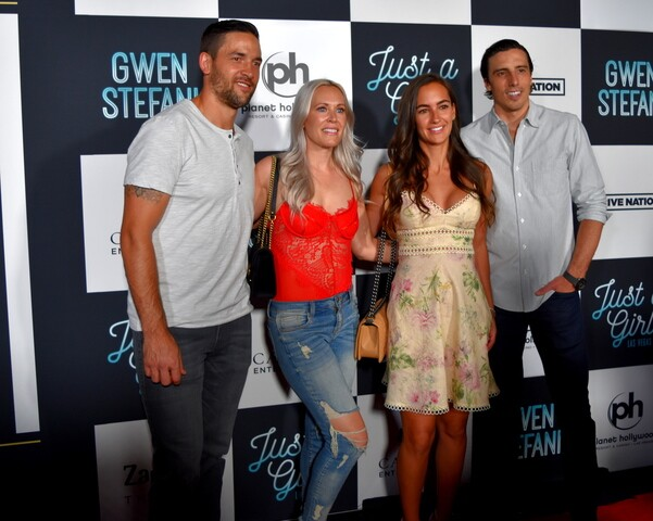 PHOTOS: Opening night for Gwen Stefani in Las Vegas
