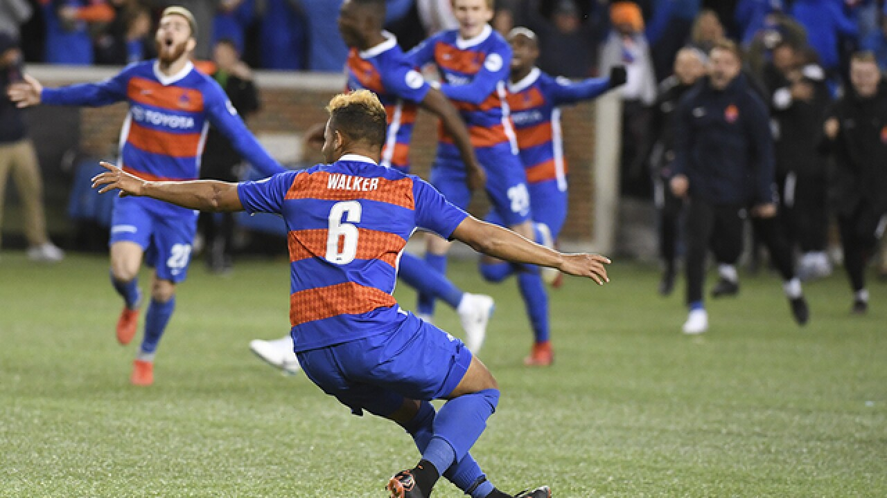 FC Cincinnati's first-ever playoff victory all about redemption