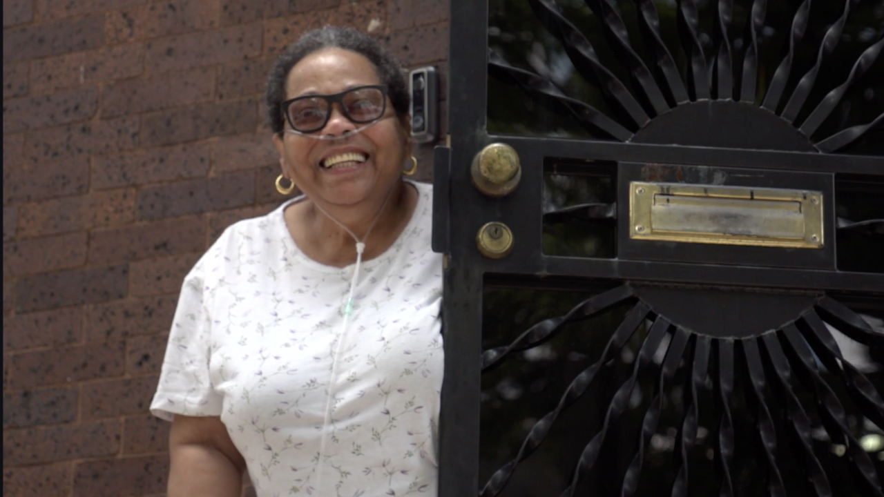 An average of 10,000 people turn 65 every day in the U.S. and many of them would prefer to age in place at their homes. For Pauline Henry, that meant making small changes to her Baltimore home of 43 years. The changes were possible thanks to the CAPABLE program from the Johns Hopkins University School of Nursing.