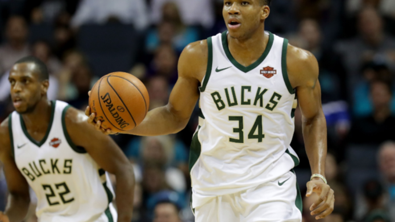 Milwaukee Bucks to face Boston Celtics in first round of playoffs