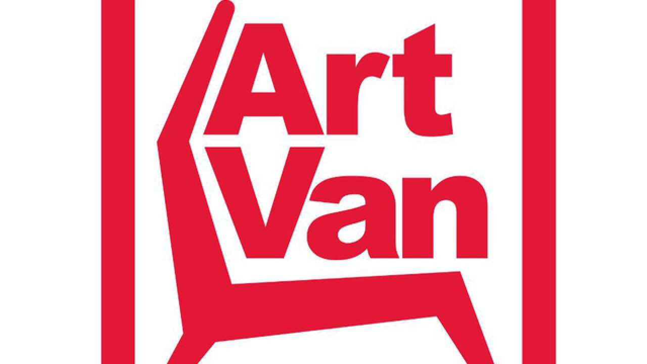 Art Van Furniture closing all stores, going out of business sales start Friday