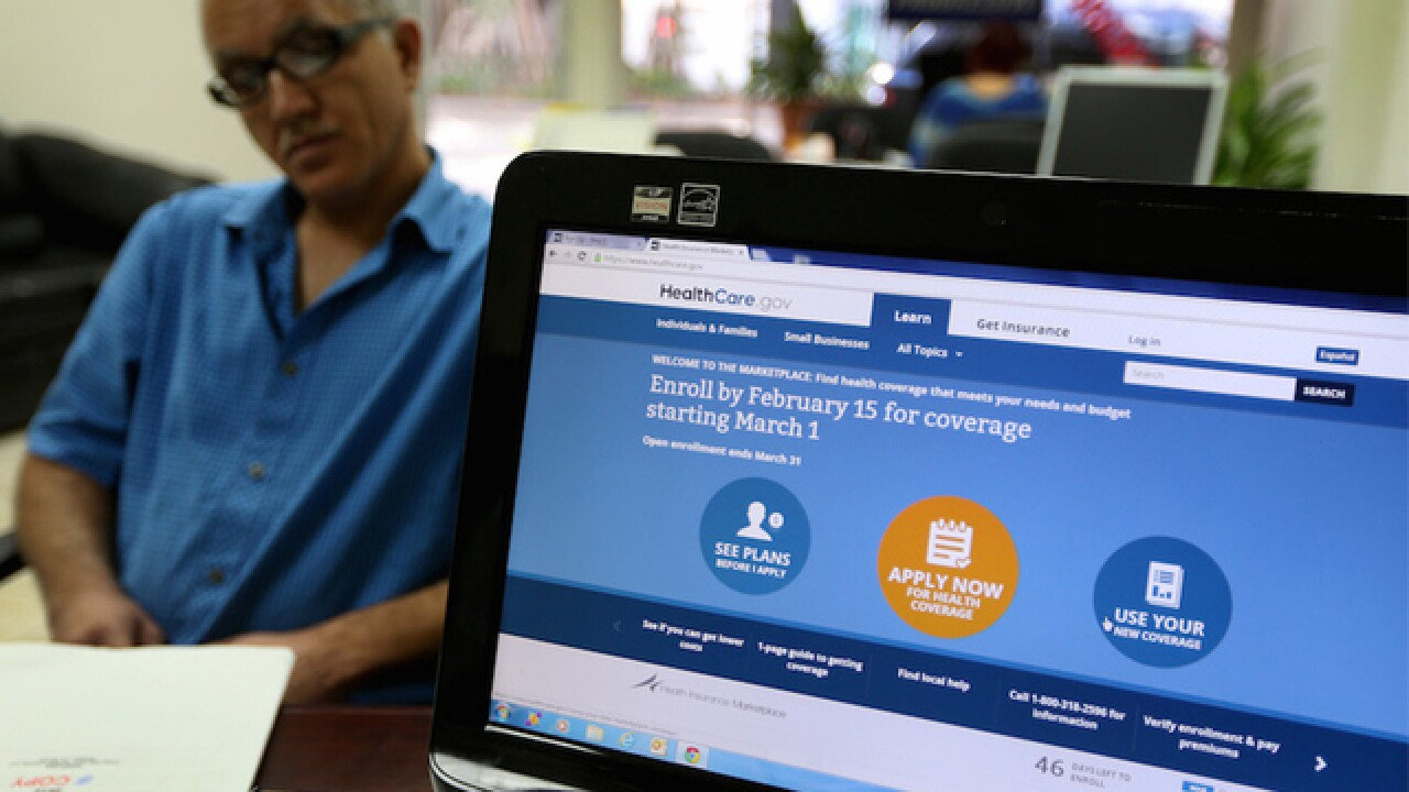 Aetna reverses course, files to offer Obamacare policies in Nevada