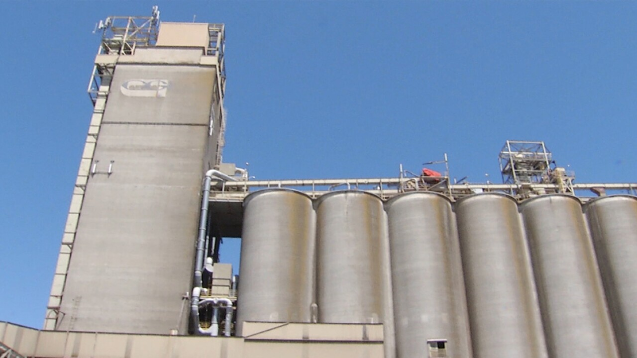 """""""Stand Up for Grain Safety Week"""""""