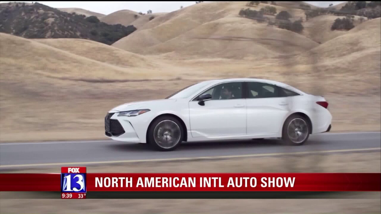 Highlights from the North American International Auto Show