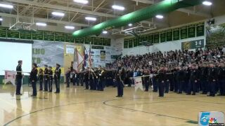 Pueblo County High School Veterans Day Assembly