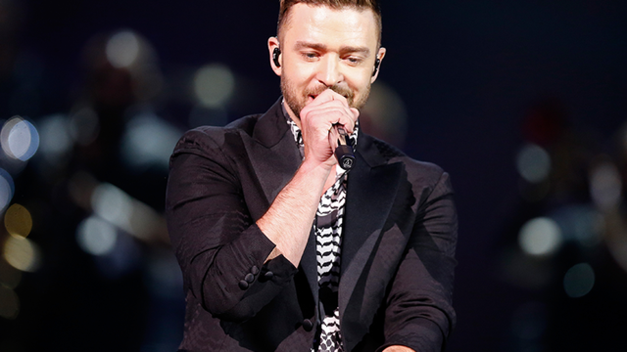Justin Timberlake returning to Las Vegas for third concert in December