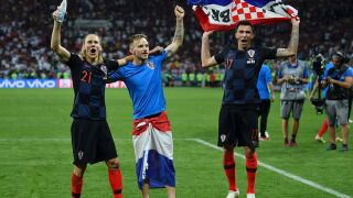 Croatia stuns England, advances to World Cup Final