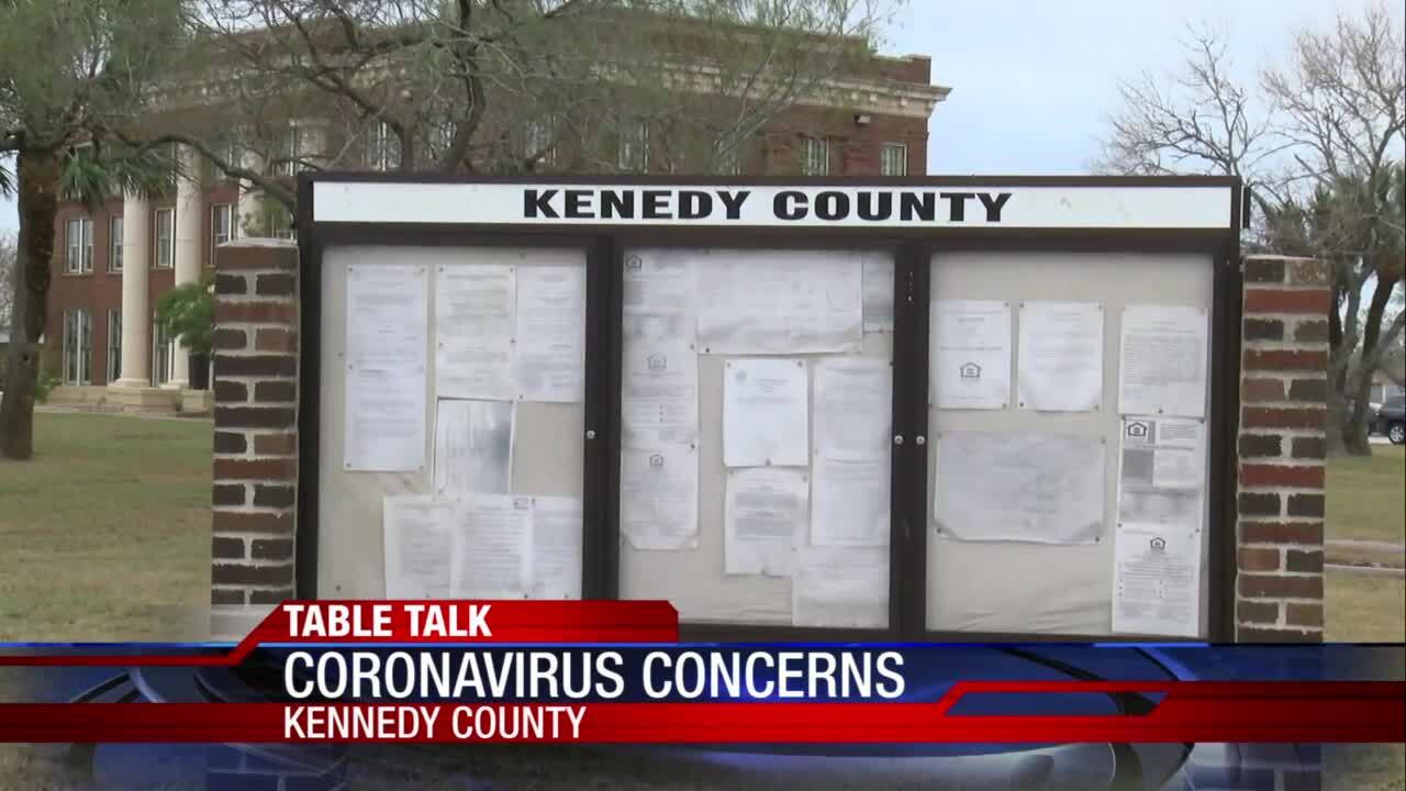 Table Talk: Kenedy County