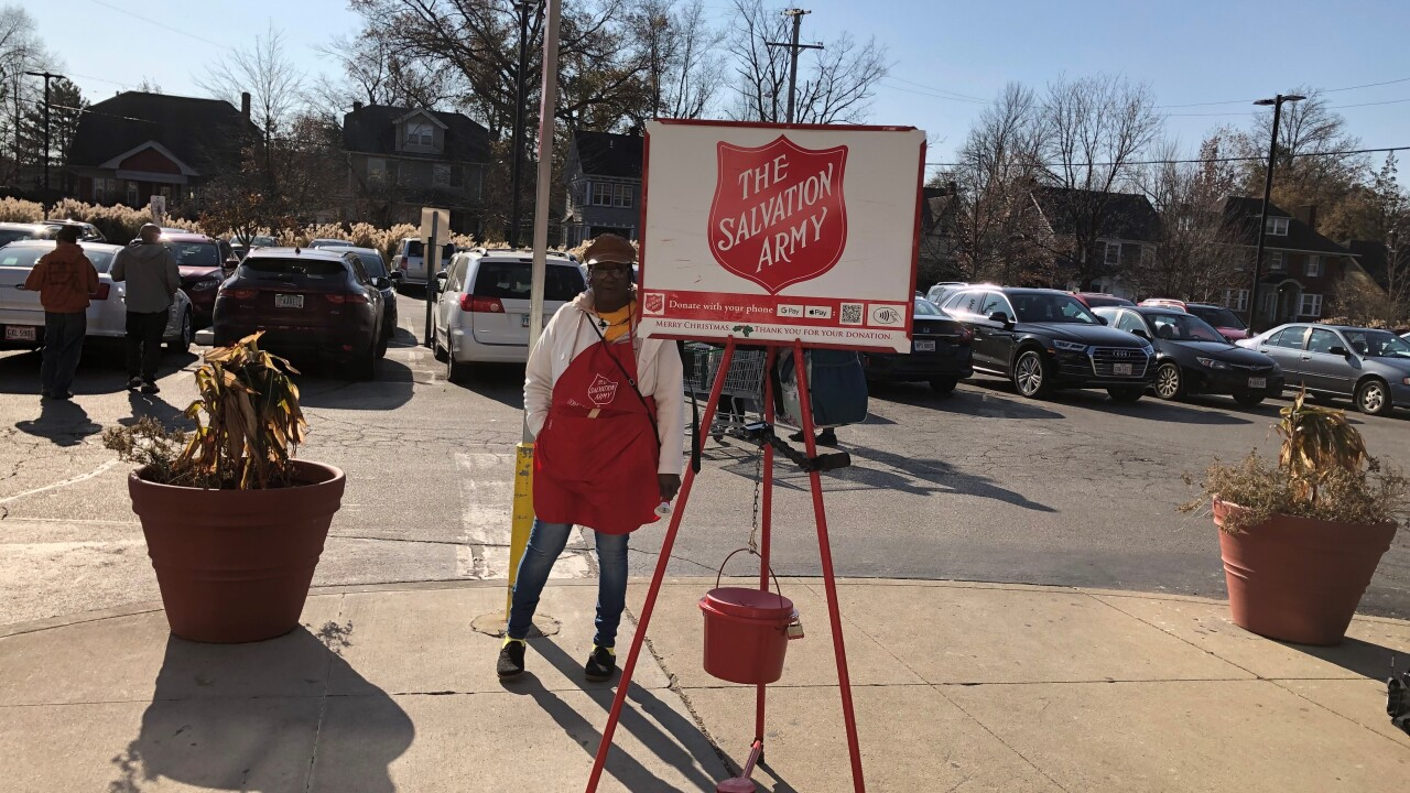 Red Kettle Campaign 2