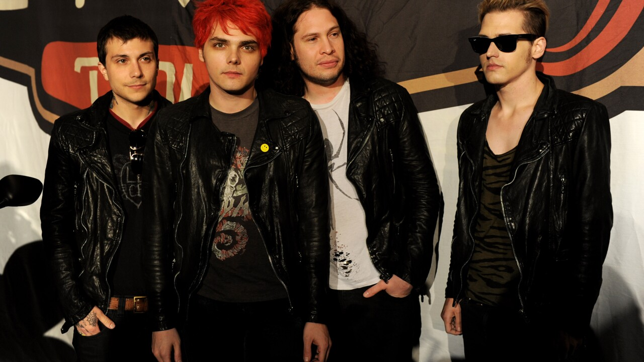 My Chemical Romance plays its first concert in 7 years