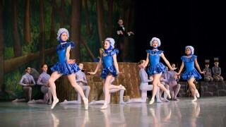 Tucson Regional Ballet presents Peter and the Wolf