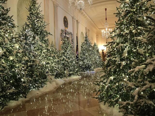 PHOTOS: Christmas at the White House 2017