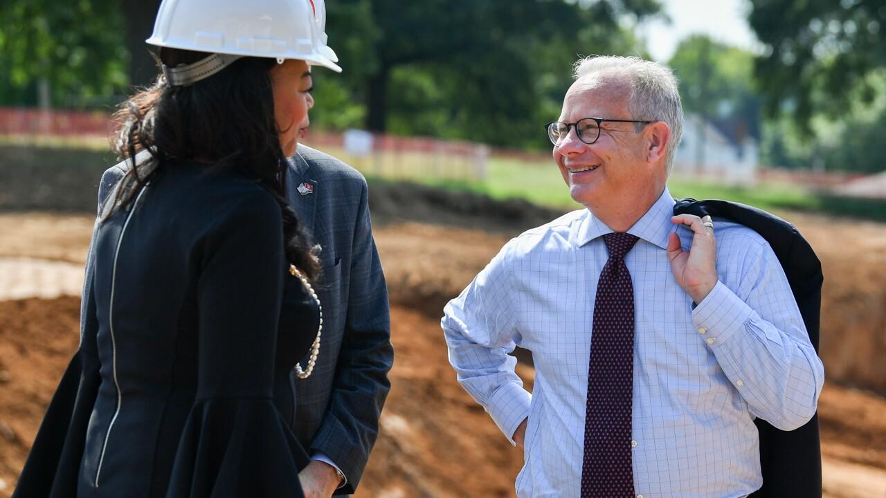 Envision Cayce Red Oak Flats Groundbreaking 2 Mayor David Briley.jpg