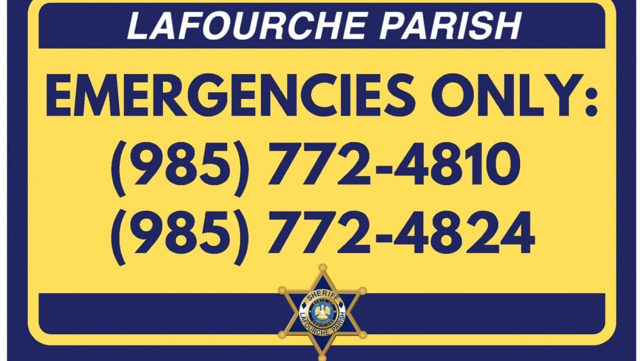 Lafourche parish emergency numbers.jpg