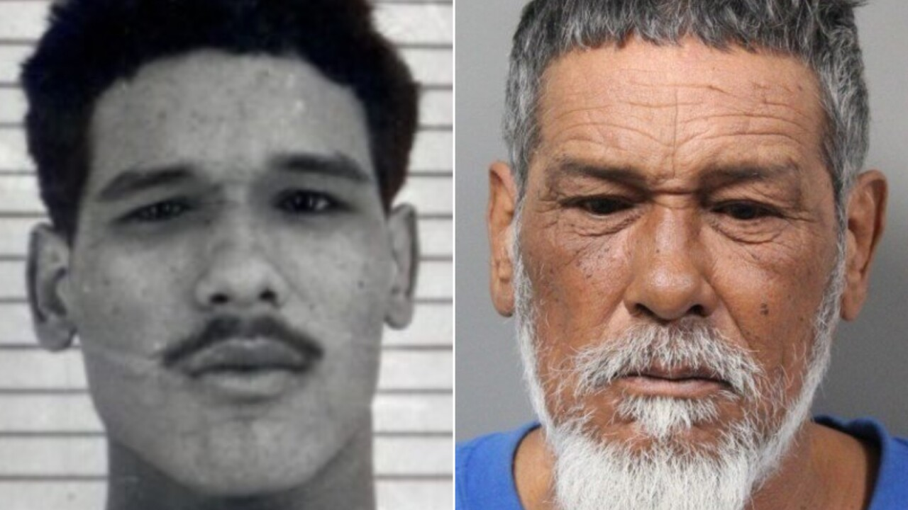 South Carolina inmate captured 40 years after he escaped from a work crew