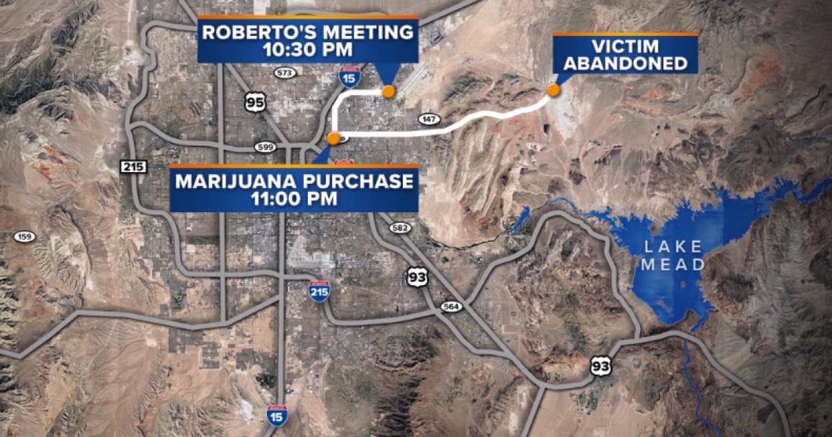 Report: 3 Vegas teens involved in scheme, dumped man in desert