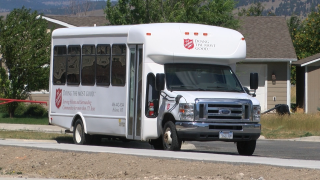 Helena Salvation Army and Walmart partner for Stuff the Bus