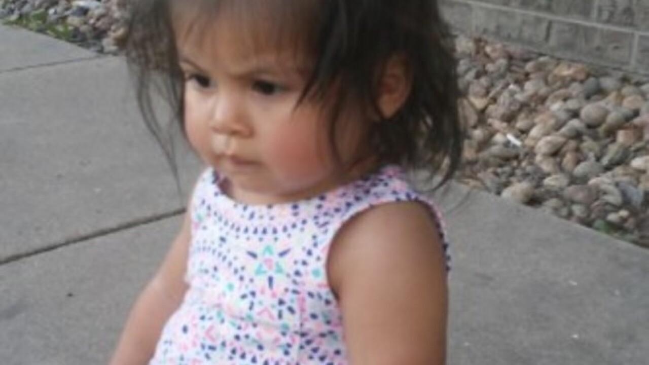 Family members ID toddler killed in I-70 crash