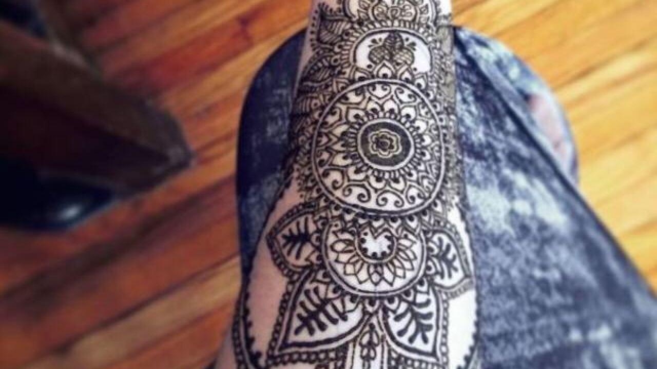 Studio opening in Irvington offers henna