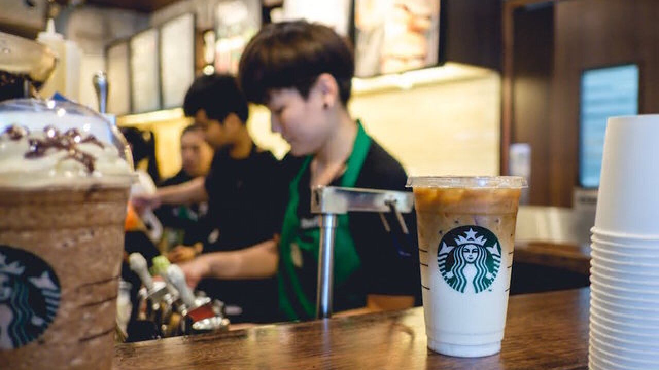 How Starbucks' racial bias training went down