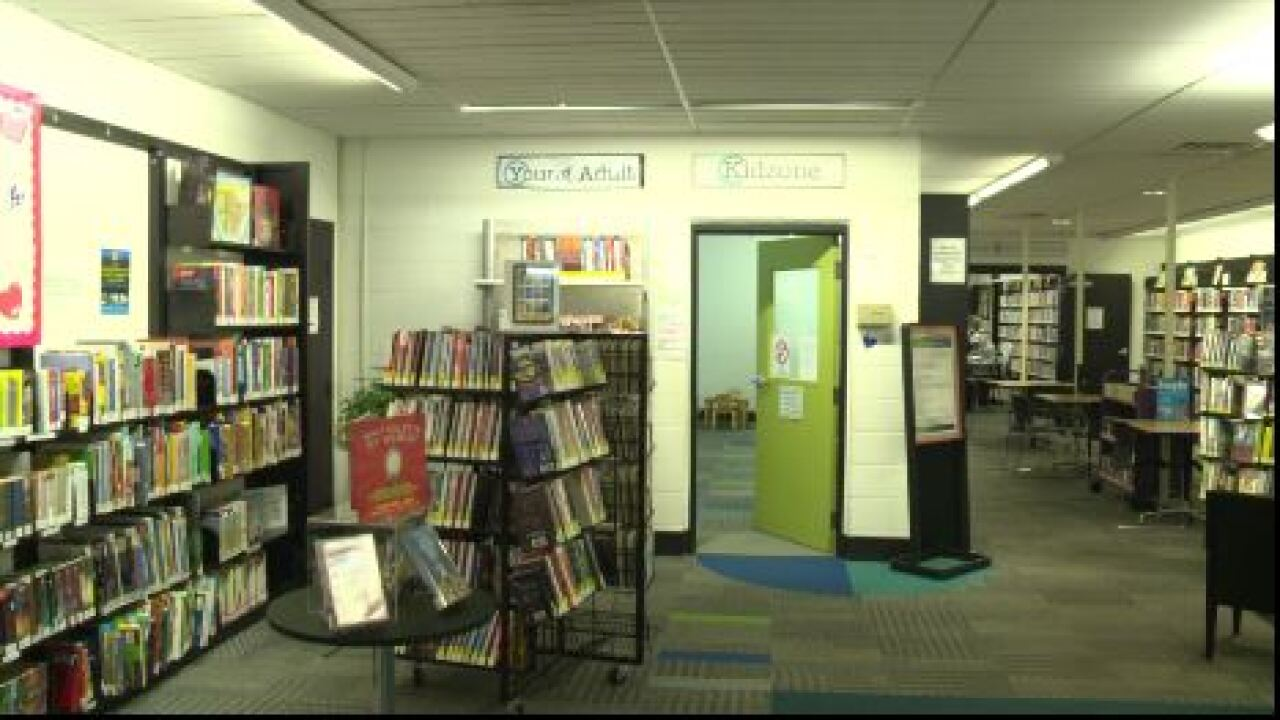 Park Place Norfolk Library