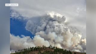 Study shows exposure to wildfire smoke could make flu season worse