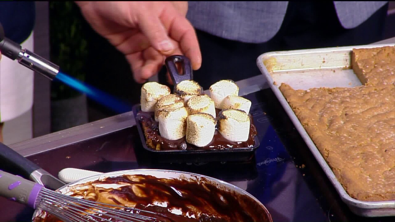 Celebrate National S'moresDay!