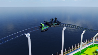 This Cruise Ship Will Have The First At-sea Roller Coaster