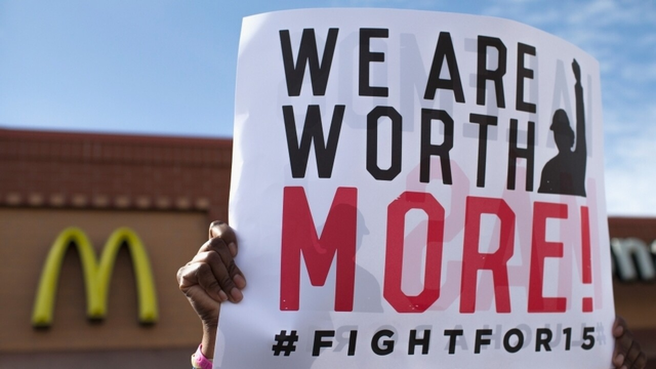 Millions could be affected by minimum wage hike