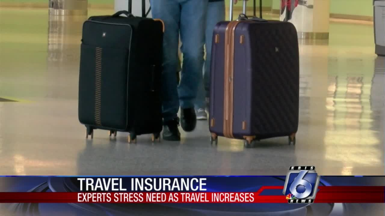 Experts are stressing the importance of purchasing travel insurance