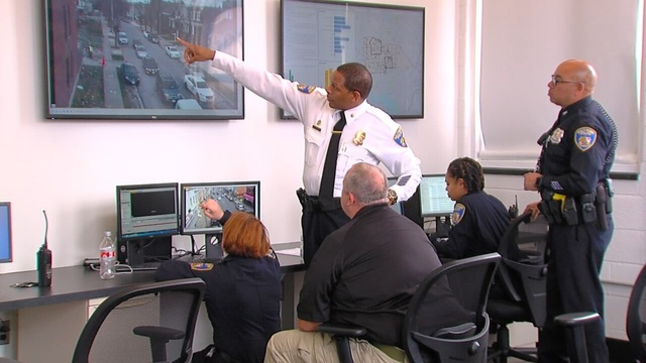 Maryland PD tries to predict crimes to stop them