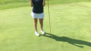 Otsego freshman delivers hole-in-one on first varsity swing