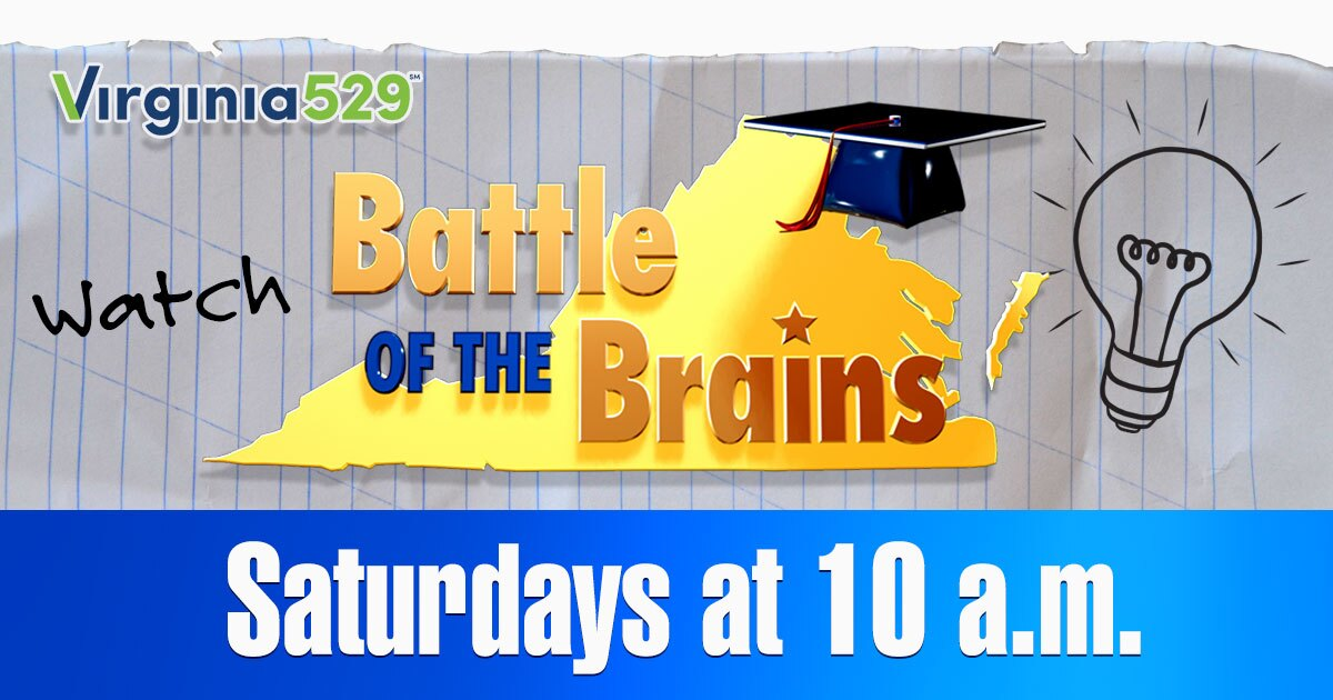 "Don't miss ""Battle of the Brains"" Saturdays at 10 a.m. on CBS 6!"