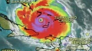 La pista del Huracán Irma se desplaza a lo largo de la costa oeste de la Florida