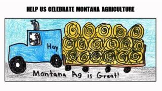 Montana Farm Bureau Federation hosting annual 'Ag in Color' Drawing Contest