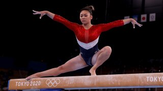 Suni Lee, a fierce competitor with gold medal potential, will challenge for a podium spot in the individual All-Around