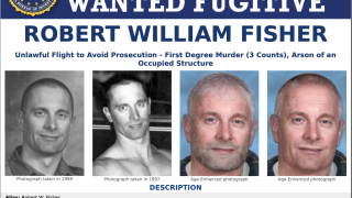 Robert Fisher FBI poster