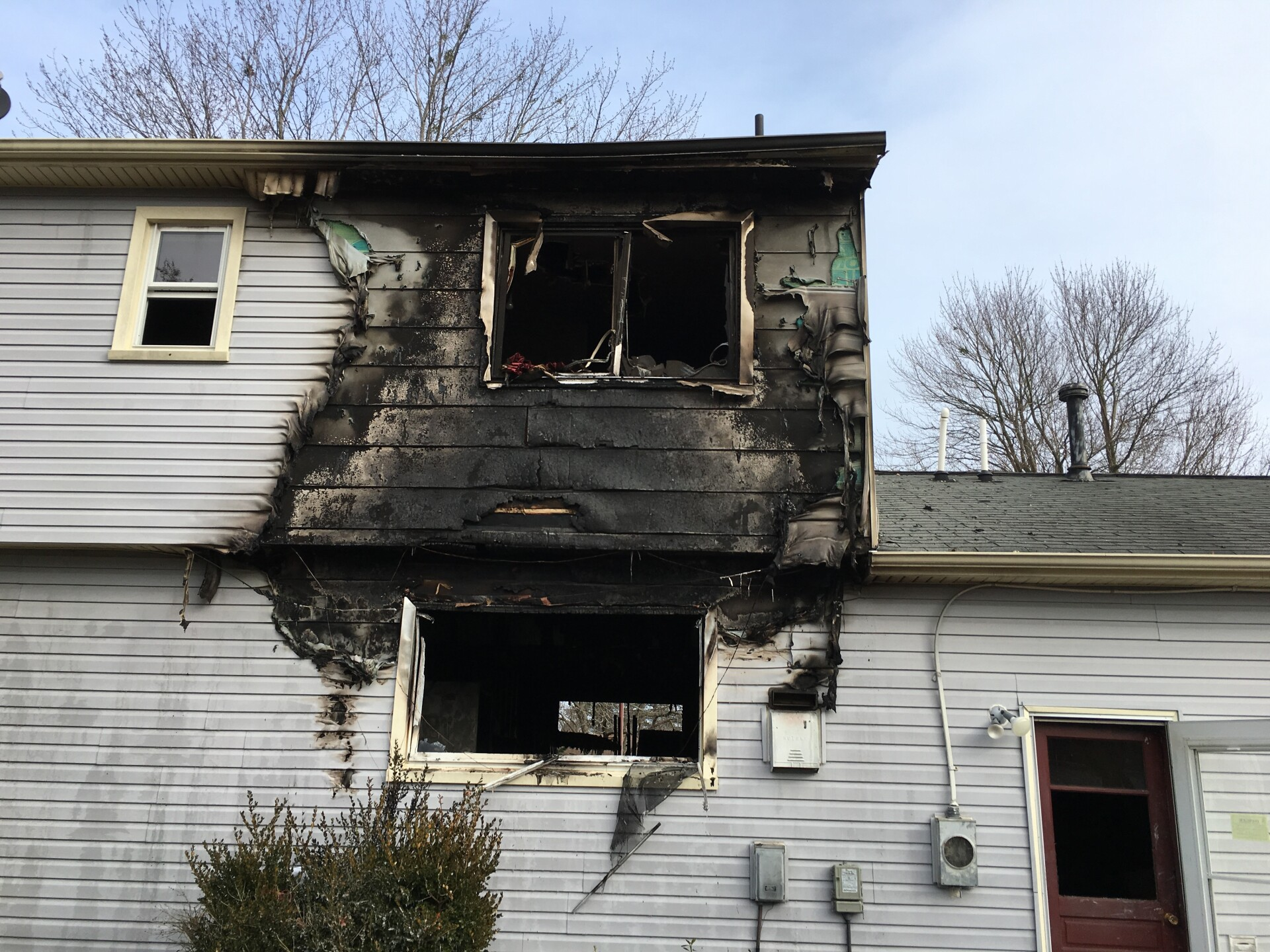 Photos: Hampton home destroyed by fire