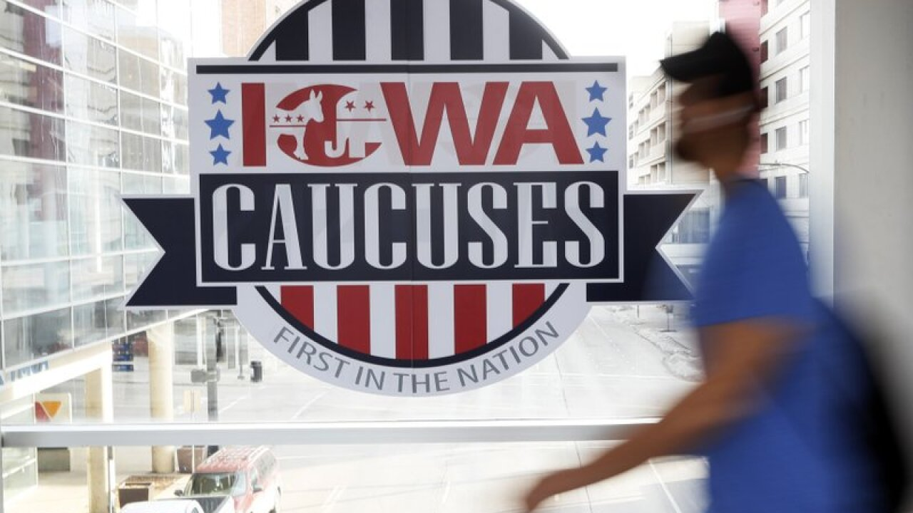 Iowa caucus results in after recount